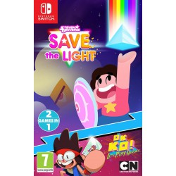 Steven Universe: Save the Light & OK K.O.! Let's Play Heroes Combo Pack Switch
