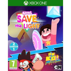 Steven Universe: Save the Light & OK K.O.! Let's Play Heroes Combo Pack Xbox One