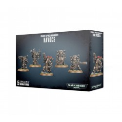 Chaos Space Marines Havocs Warhammer 40000