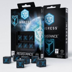 Kości Ingress Resistance 6K6