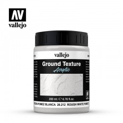 Vallejo 26212 Ground Textures 200 ml. White Pumice