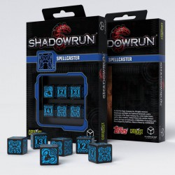 Kości K6 Shadowrun Spellcaster