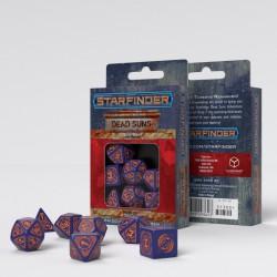 Kości RPG Starfinder Dead Suns