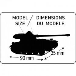 Heller 79874 1:72 AMX 13/105