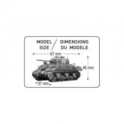 Heller 79892 1:72 M4 Sherman D-Day