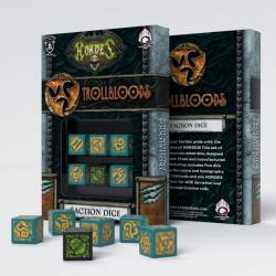 Kości K6 Hordes Trollbloods