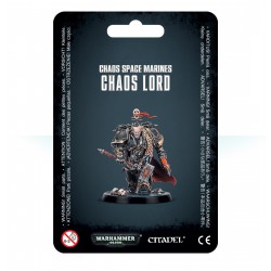 Chaos Space Marines Chaos Lord Warhammer 40000