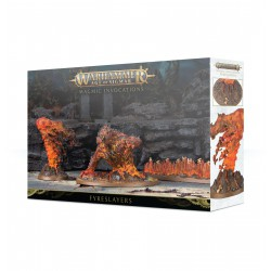 Fyreslayers Magmic Invocations Warhammer Age of Sigmar