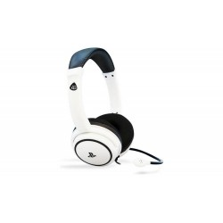 4Gamers PRO4-40 Wired Stereo Gaming Headset White Ps4
