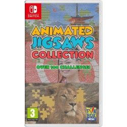 Animated Jigsaws Collection Switch