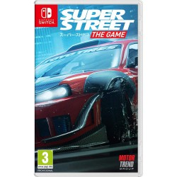 Super Street The Game Switch