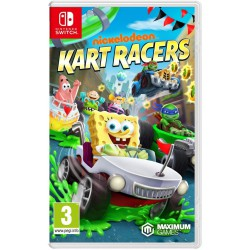 Nickelodeon Kart Racers Switch