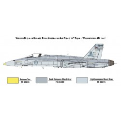 Italeri 1429 1:72 F/A-18 Hornet Swiss Air Force RAAF