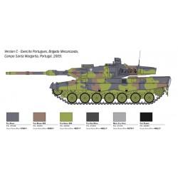 Italeri 6567 1:35 Leopard 2A6