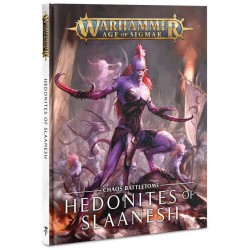 Battletome Hedonists of Slaanesh Warhammer Age of Sigmar