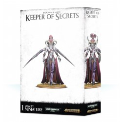 Daemons of Slaanesh Keeper of Secrets Warhammer Age of Sigmar
