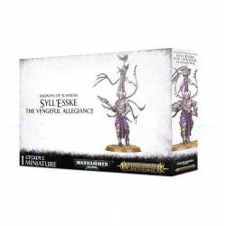 Syll'esske The Vengeful Allegiance Warhammer Age of Sigmar