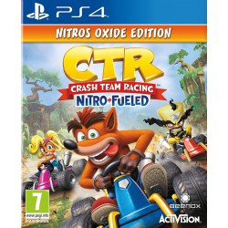 Crash Team Racing Nitro Fueled Nitros Oxide Edition DLC Ps4