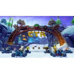 Crash Team Racing Nitro Fueled Nitros Oxide Edition DLC Ps4