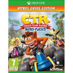 Crash Team Racing Nitro Fueled Nitros Oxide Edition DLC Xbox One