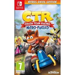 Crash Team Racing Nitro Fueled Nitros Oxide Edition DLC Switch