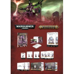 Deamons of Slaanesh Battle Pack