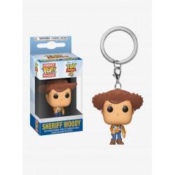 Funko Pocket POP! Toy Story 4 - Sheriff Woody Vinyl Figure Keychain