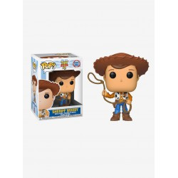 Funko POP Disney: Toy Story 4 - Sheriff Woody 522 Vinyl Figure