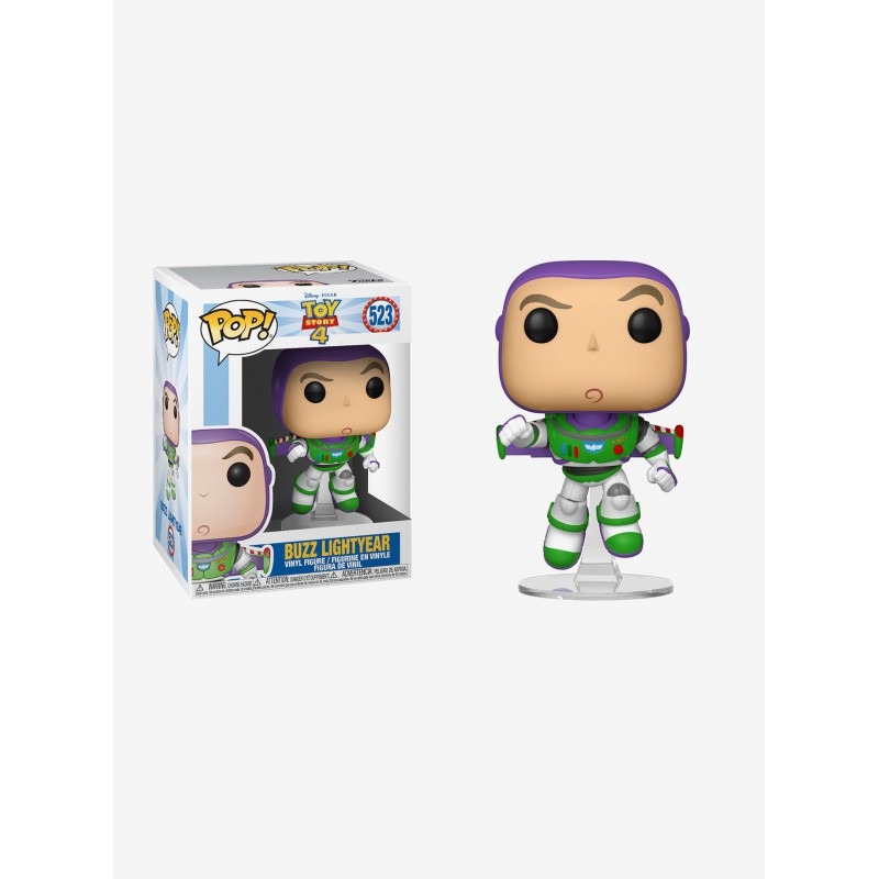Funko POP Disney: Toy Story 4 - Buzz Lightyear 523 Vinyl Figure