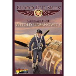 Blood Red Skies : Witold Urbanowicz Hurricane Ace