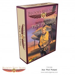 Blood Red Skies : Pick' Pickard Mosquito Ace