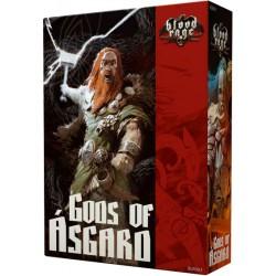 Blood Rage: Bogowie Asgardu Gods of Asgardm Gra planszowa