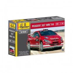 Heller 80115 1:43 Peugeot 307 WRC 04