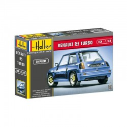 Heller 80150 1:43 Renault R5 Turbo