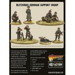 Bolt Action Blitzkrieg German Support Group