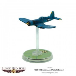 Blood Red Skies F4U Corsair Ace: Philip Kirkwood
