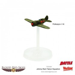 Blood Red Skies Johnny Red's Falcon Squadron