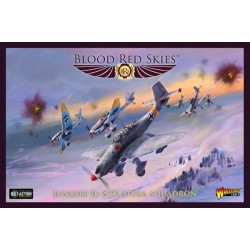 Blood Red Skies Ju 87D Stuka Squadron