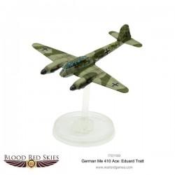 Blood Red Skies Me 410 Ace: Eduard Tratt