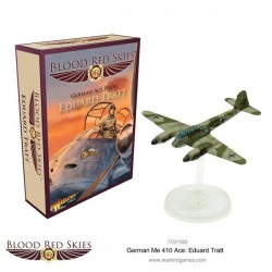 Blood Red Skies Me 410 Ace: Eduard Tratt
