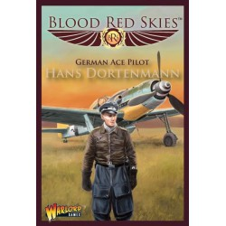 Blood Red Skies Fw 190 Dora Ace: Hans Dortenmann