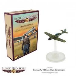 Blood Red Skies Fw 190 Dora Ace: Hans Dortenmann