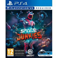 Space Junkies Ps4 VR