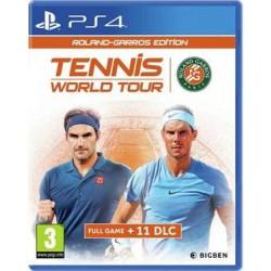 Tennis World Tour: Roland Garros Edition Ps4