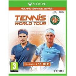 Tennis World Tour: Roland Garros Edition Xbox One