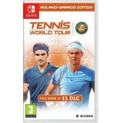 Tennis World Tour: Roland Garros Edition Switch