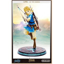 Figurka First4Figures Link The Legend Of Zelda: Breath of the Wild 25cm PVC