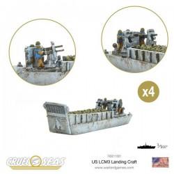 Cruel Seas US LCM3 Landing Craft