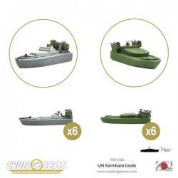 Cruel Seas IJN Kamikaze Boats