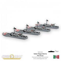 Cruel Seas Italian MAS Boats